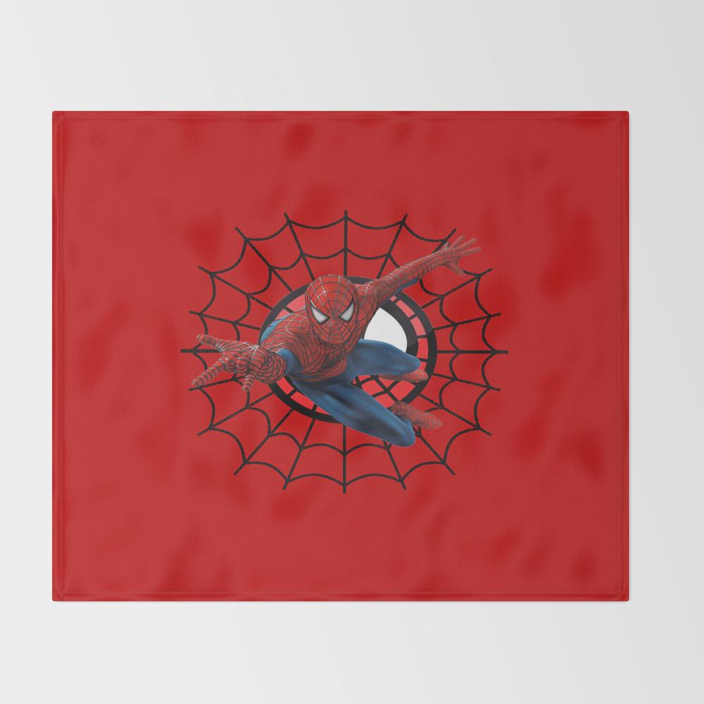Spider-man Throw Blanket BLK7398701