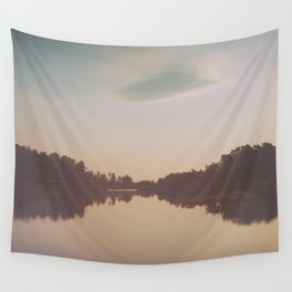 Archipelago View II Wall Tapestry