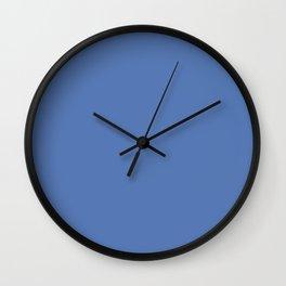 greyish ocean Wall Clock