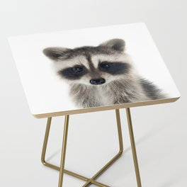Baby Racoon Side Table
