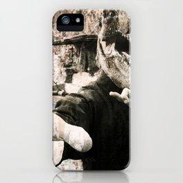 Bruce T-Rex iPhone Case