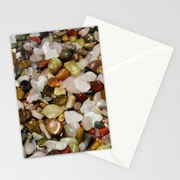Beautiful Gemstones Stationery Cards