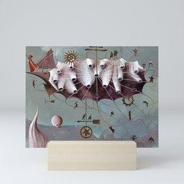 Wind Makers Mini Art Print