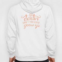 LYRICS - Don't you ever - color Hoody