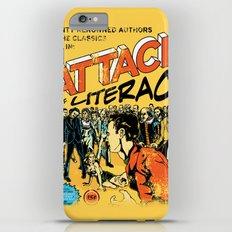 Attack of Literacy iPhone 6 Plus Slim Case