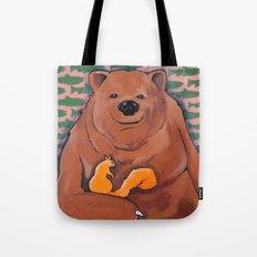 The Bachelor (BEAR) Tote Bag