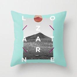 Lanzarote5 Throw Pillow