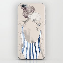 Daughter iPhone Skin