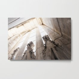 Travel Series: Milan Metal Print