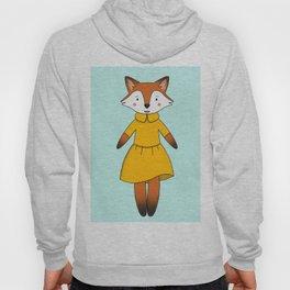 Foxy in a Sundress Hoody