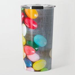 Jelly Beans 4 Travel Mug