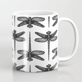 Ink dragonfly Coffee Mug