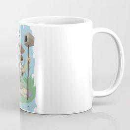 Bird Keeper Coffee Mug