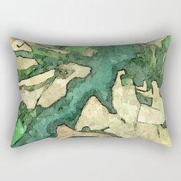 Bautzen dreams Rectangular Pillow