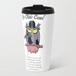Ye Olde Cowl Travel Mug