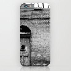 Abandoned [Black & White] iPhone 6s Slim Case