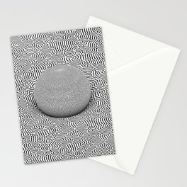 Sphere Bounce Stationery Cards