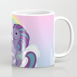 g2 my little pony Clever Clover and Morning Glory Coffee Mug