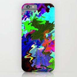 Majickal Carpet Ride iPhone Case