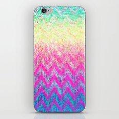 Hippie Chevron iPhone & iPod Skin