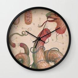 Serpent Analysis Wall Clock