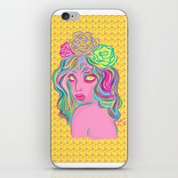 avatar iPhone & iPod Skins featuring Avatar by Hannah  Aryee