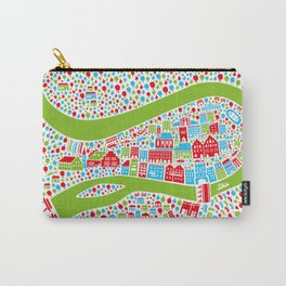 Wasserburg Poster Carry-All Pouch