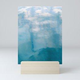 On the Water 2 Mini Art Print