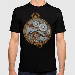 Pieces of Time T-shirt