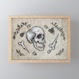 King of Nowhere Framed Mini Art Print