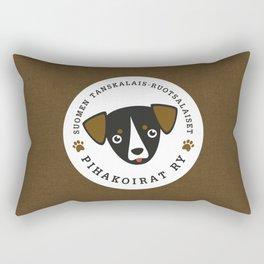 Pihakoirat Rectangular Pillow