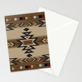 American Native Pattern No. 170 Stationery Cards