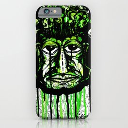 The Transformation of Death iPhone Case