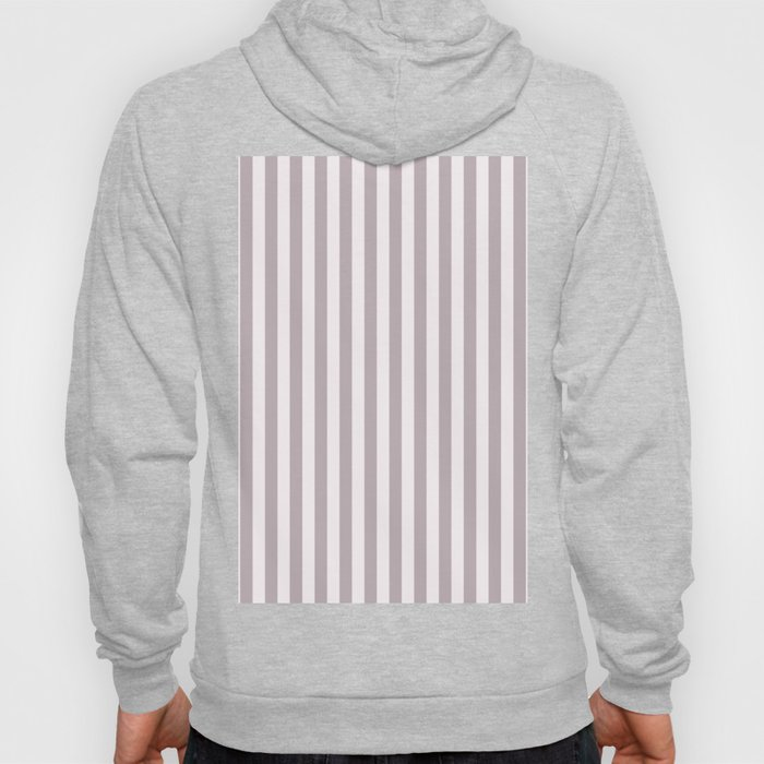 Annas Song soft dusty rose Stripes Hoody