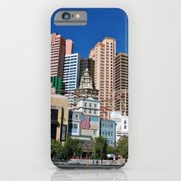New York New York Las Vegas America iPhone Case