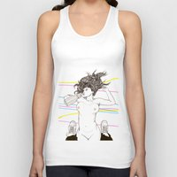 drink Tank Tops featuring Let's drink! by Cisternas