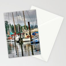 Vancouver Boat Harbor Stationery Cards