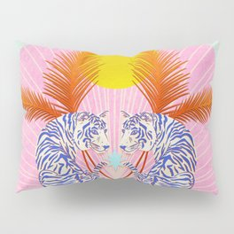 Loud Tigers Pillow Sham