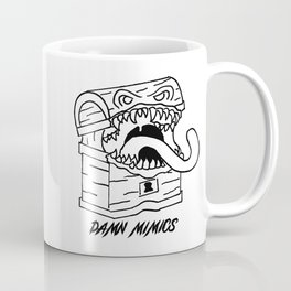 Damn Mimics Coffee Mug