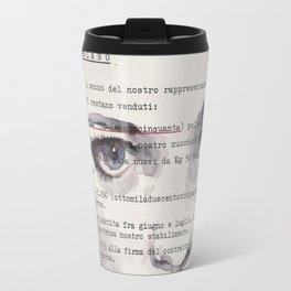Lyudmila Travel Mug