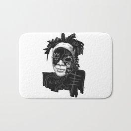 Jean-Michel Basquiat Bath Mat