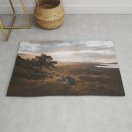 Wester Ross - Landscape and Nature Photography Rug