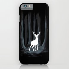 Glowing White Stag Slim Case iPhone 6s