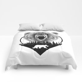 THE BEAR Comforters