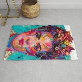 FRIDA Kahlo painting Rug