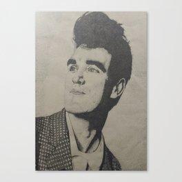 Morrisey Canvas Print