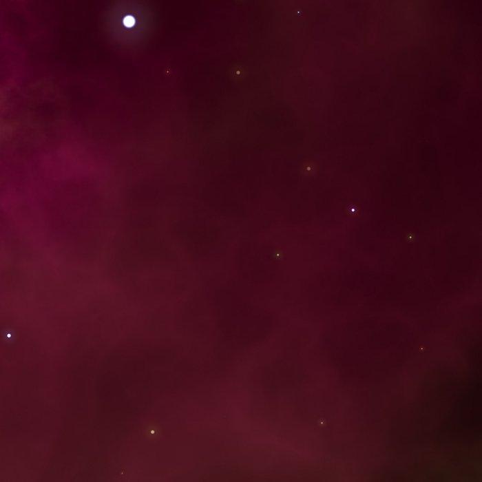 Pink Space Galaxy Leggings