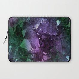 Crystal Geode Laptop Sleeve