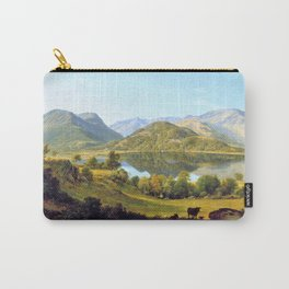 12,000pixel-500dpi - Ullswater, Early Morning - John Glover Carry-All Pouch