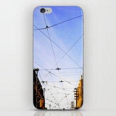 Queen Street Grid iPhone & iPod Skin